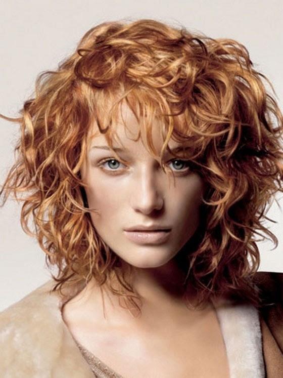 Curly Hair Cuts Dani Ardi