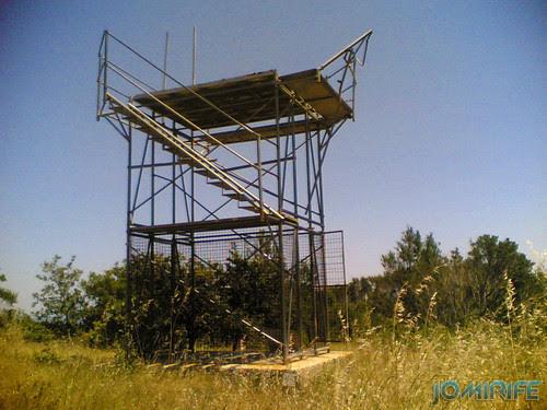 Torre de vigia da Serra Boa Viagem destruida (2)