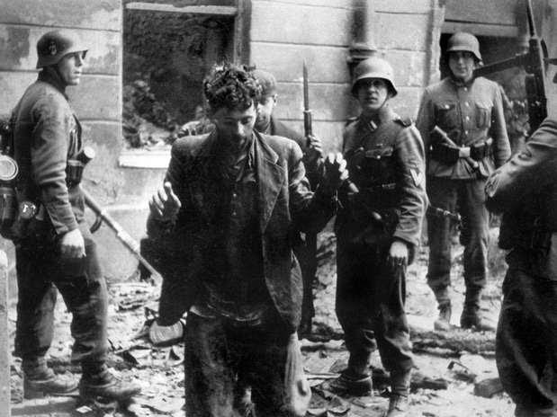 Levante do Gueto de Varsóvia (1943)