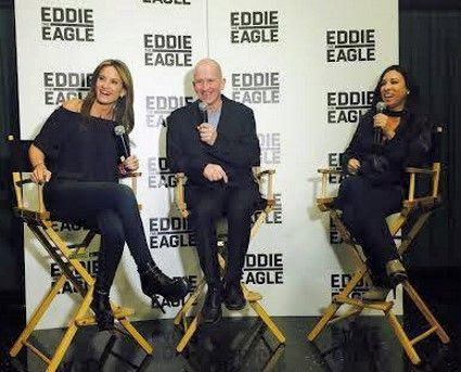 The MOMS Eddie The Eagle MAMARAZZI