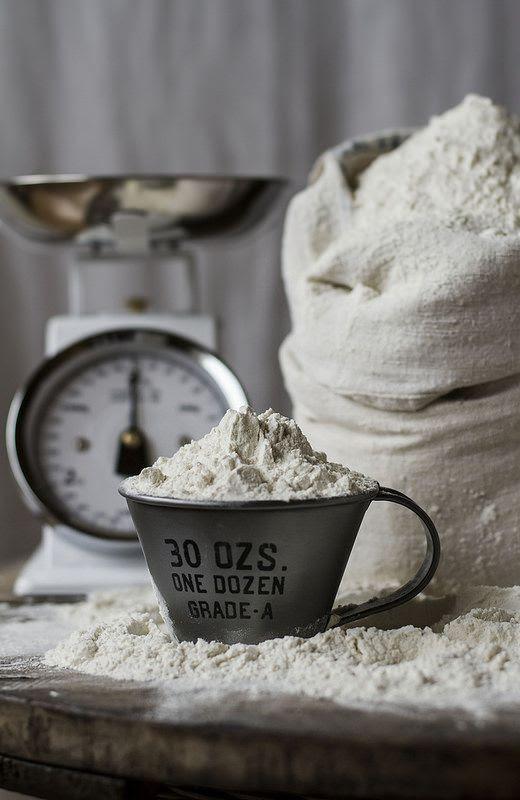Le farine: usi e proprietà