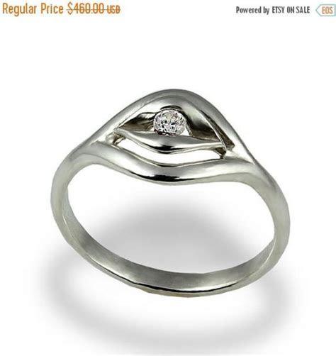 Black Friday SALE   Unique Solitaire Ring , Diamond