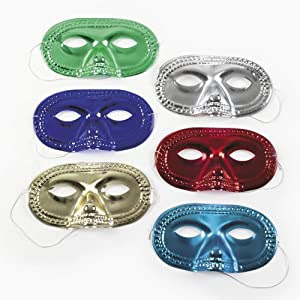 Buy Masks for Crafts Mardi Gras