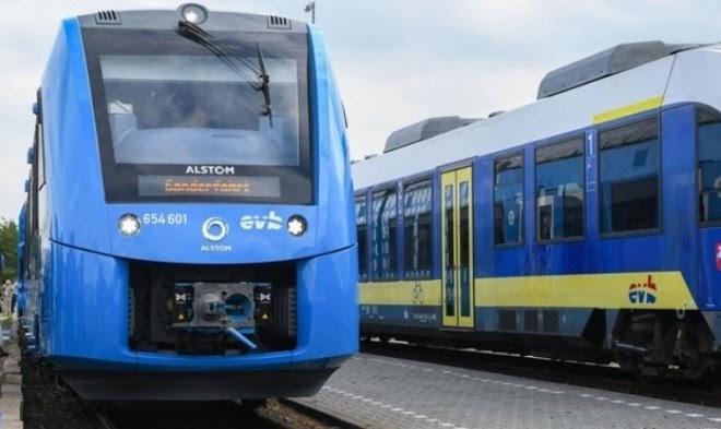 В Германии запущен первый беспилотный поезд