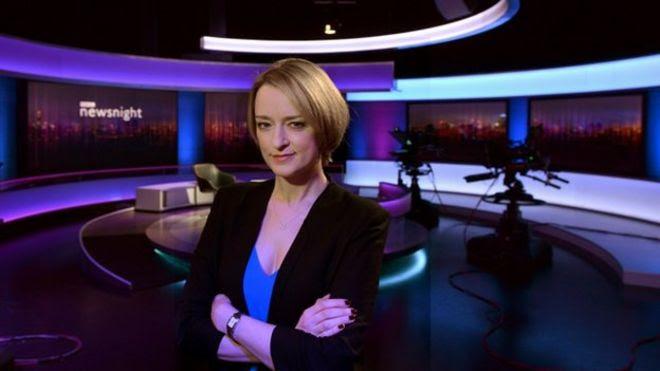 Laura Kuenssberg  BBC PICTURE  Julian Bray Media Aviation Newslines