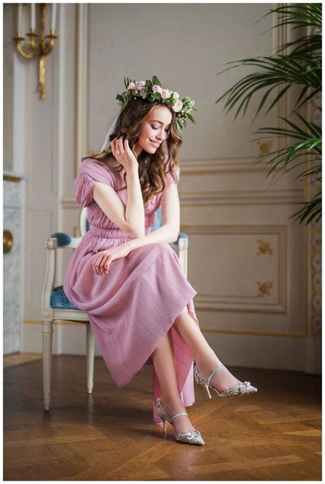 Roger Vivier Paris Wedding Campaign   At The Shangri La Paris