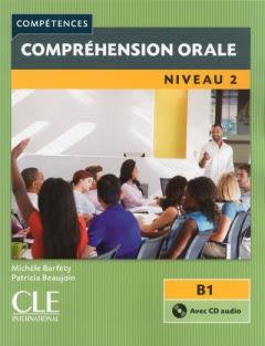 Compréhension orale niveau 2 + CD audio, Michèle Barféty, Patricia Beaujouin
