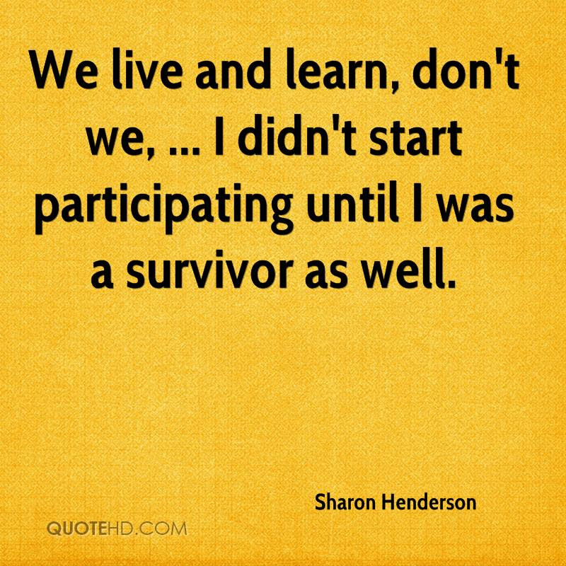 Sharon Henderson Quotes Quotehd