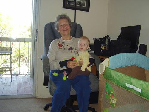 I love babci