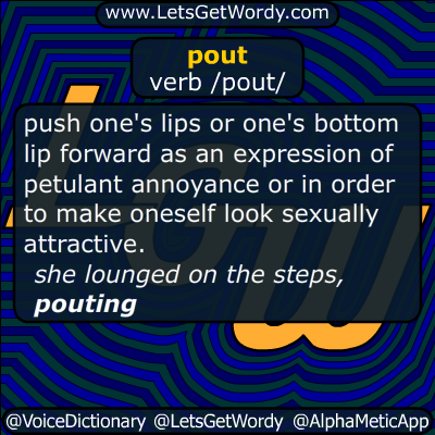 pout 01/29/2015 GFX Definition
