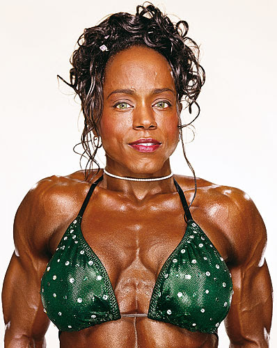 8- Extreme Bodybuilding - Kim Harris