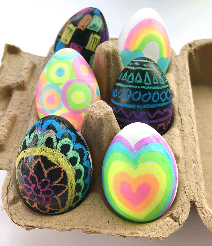 Fun And Kid Friendly Easter Egg Decorating Ideas Ooly