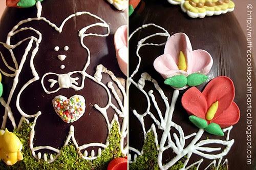 collage uovo Caffarel