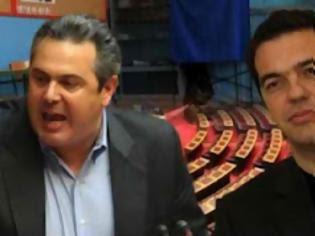 Φωτογραφία για Πάνω από 50% θα πάρουν ο Αλέξης Τσίπρας και ο Πάνος Καμμένος αν ξαναπάμε σε εκλογές!