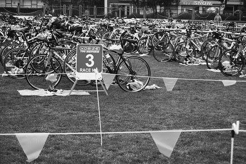 Side by Side Week 74 - A sea of bikes