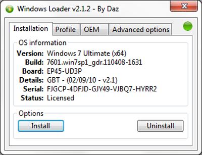 windows loader zip password