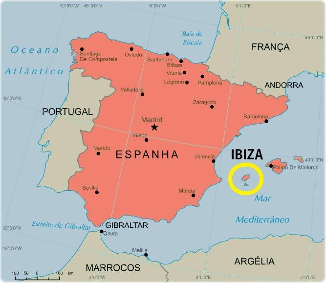 Resultado de imagem para espanha mapa