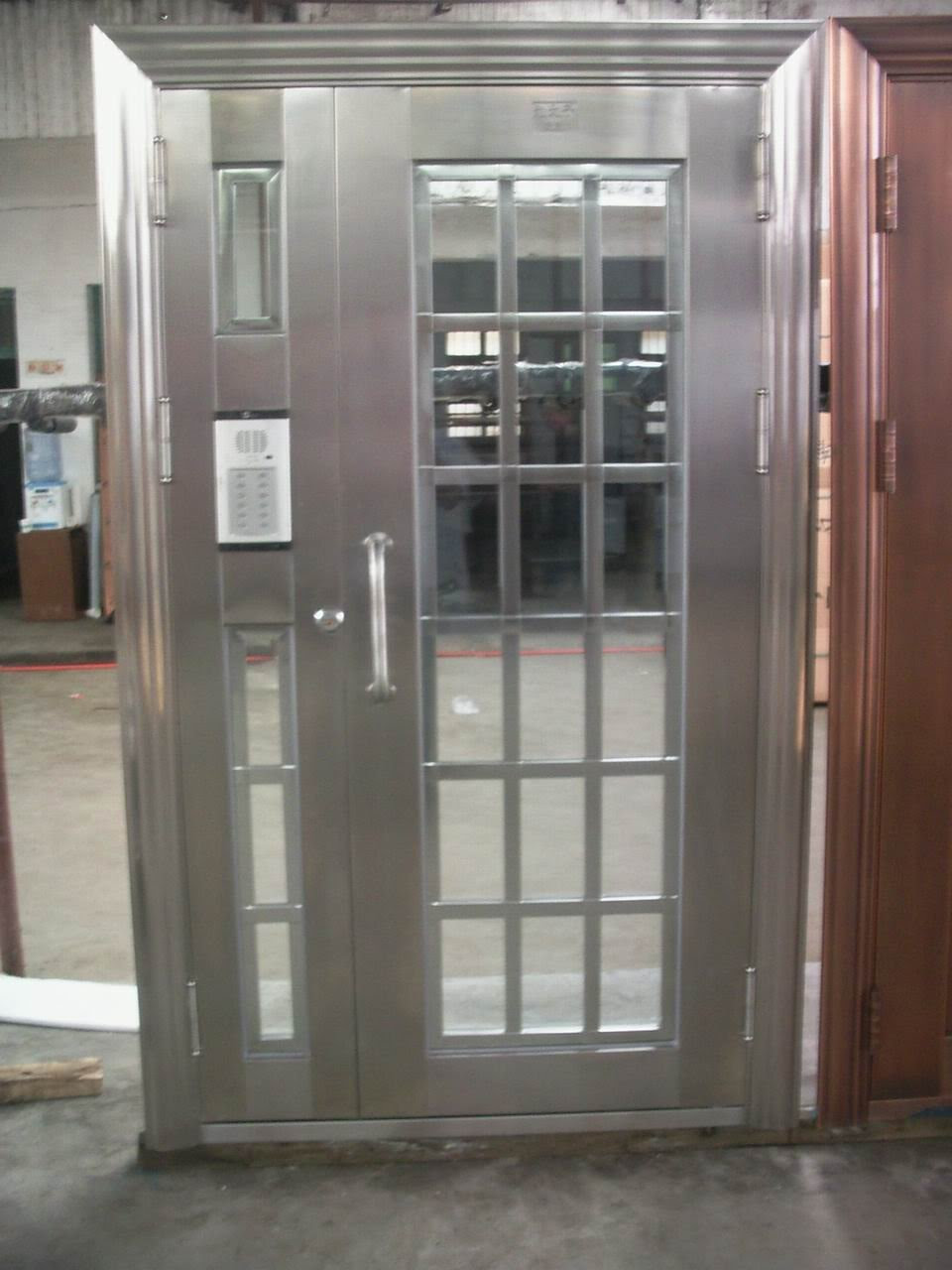 Secure Your House With Metal Entry Doors
