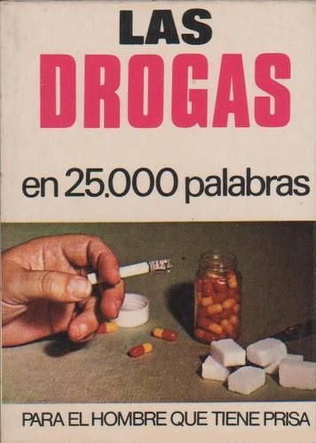 drogas con prisas