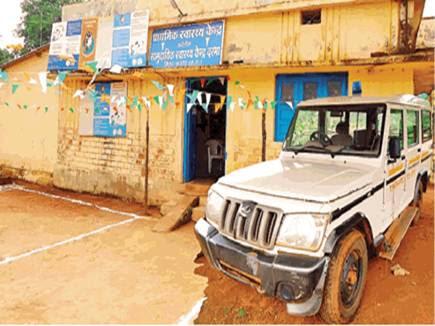 ग्रामीणों ने दान की थी एंबुलेंस, विभाग 7 साल में एक ड्राइवर नहीं दे पाया