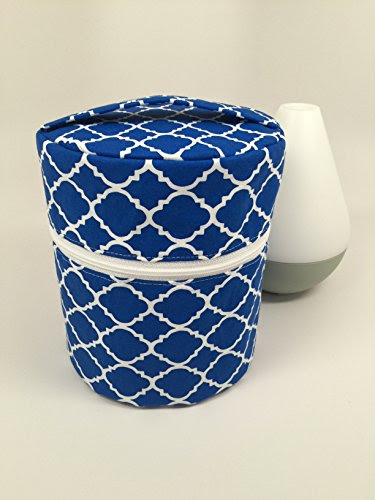 Essential Oil Diffuser Case-For Young Living's Home and Dewdrop Diffuser