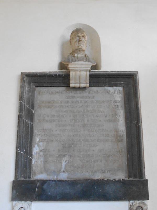 lapide a Giacomo Giro, Virgilio Milani agli Olivetani, Rovigo