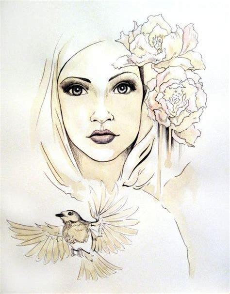 pin  ayseguel  cizimler hijab drawing art drawings