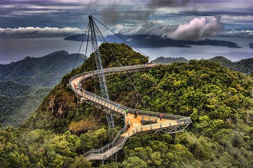 *sky bridge langkawi malaysia*