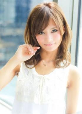 ヘアスタイル セミロング 小顔 - ヘアスタイル・髪型・ヘアカタログ(ミディアム|小顔)|人気順|5