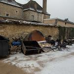 Morey-Saint-Denis | Morey-Saint-Denis : après l'incendie au Castel de Très Girard, place aux travaux