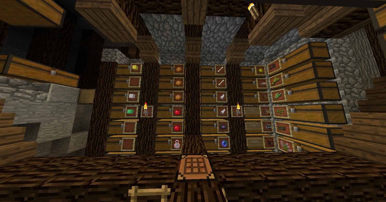 Minecraft Brewing Room Ideas Omong M