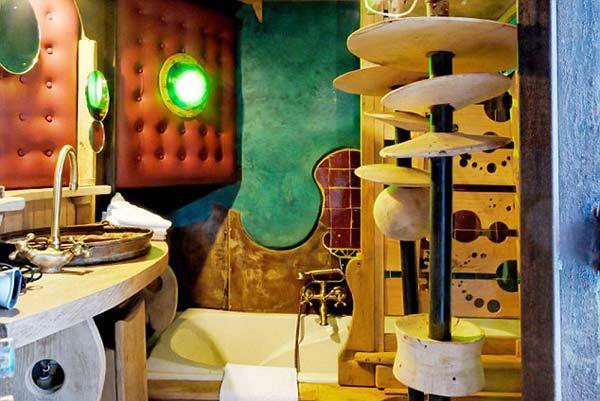 perierga.gr - Ξενοδοχείο προσφέρει διαμονή σε έναν φανταστικό κόσμο!