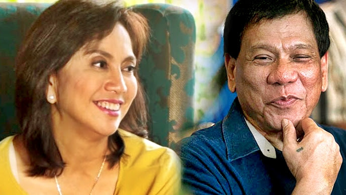 Image result for duterte robredo