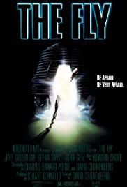 Image result for the fly 1986 movie poster