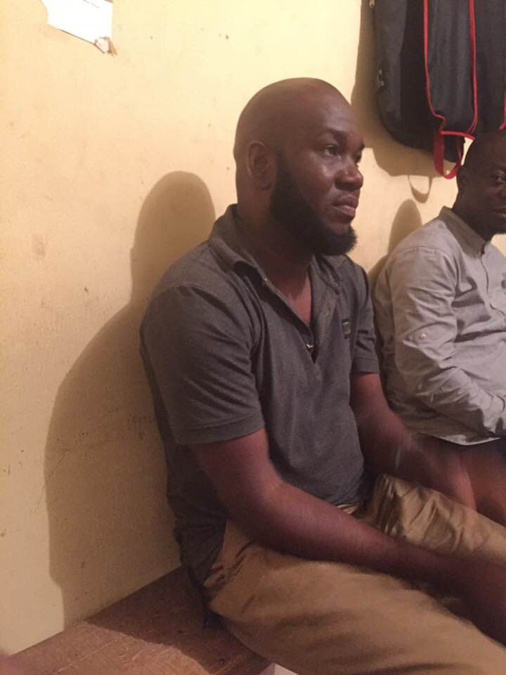 Man Who Bought Stolen SUV Arrested While Celebrating With Friends (Photos)