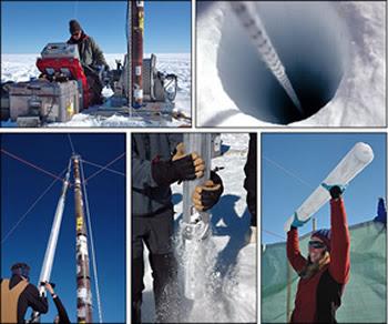 Ice Drilling