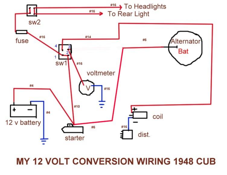 Farmall Start Wiring Diagram Gota Wiring Diagram