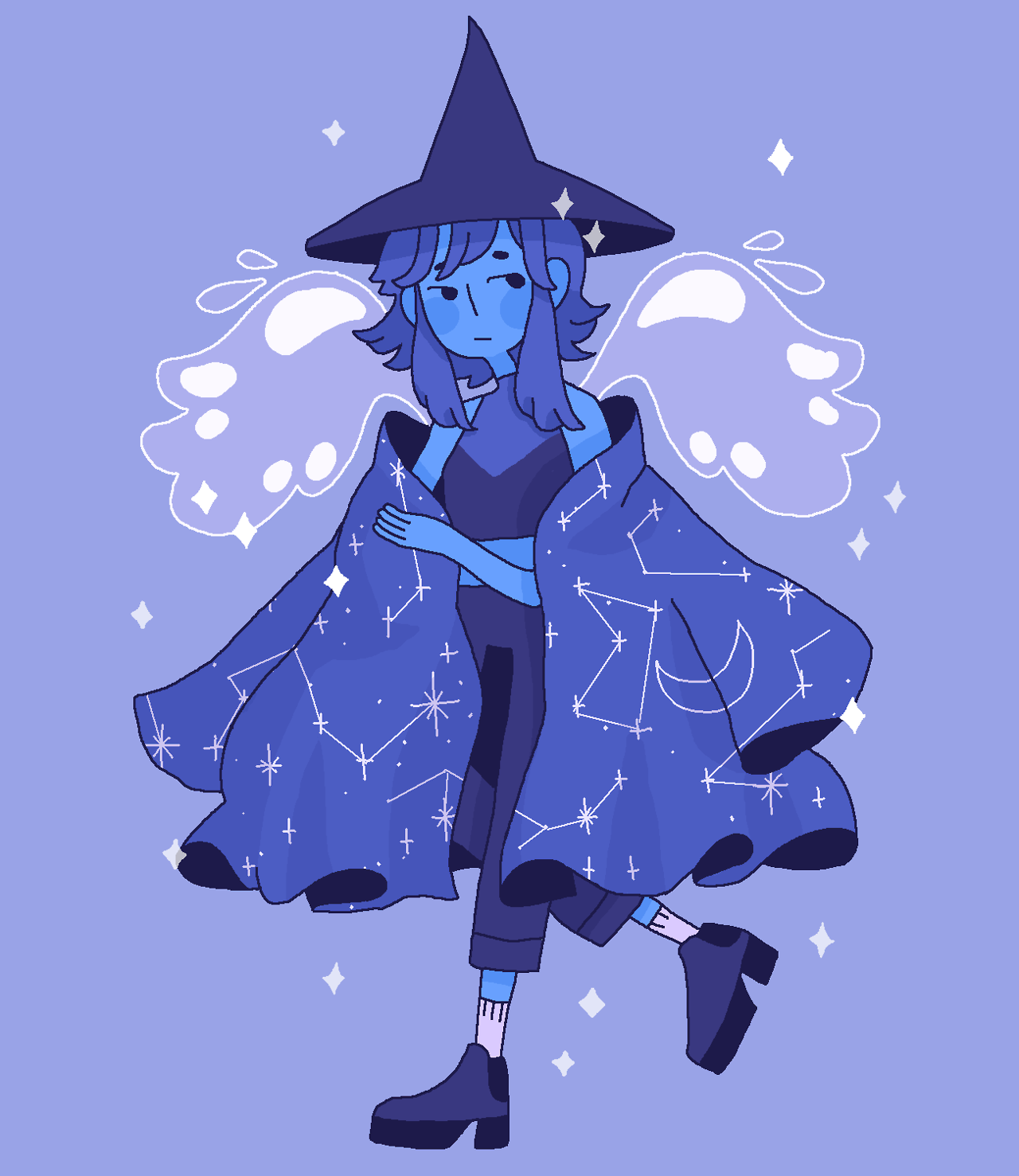 this water witch is my muse [twitter]