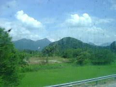 Hijau bumi Malaysia