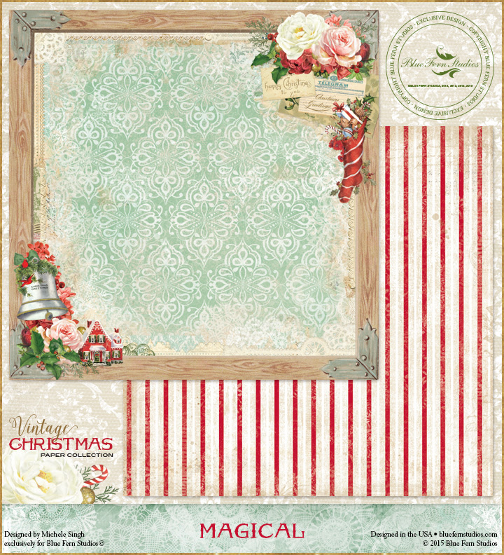 Vintage Christmas - Magical - Click Image to Close
