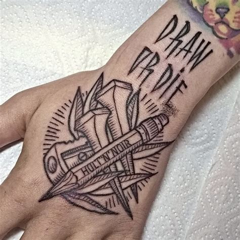 simple hand tattoo tattoo ideas