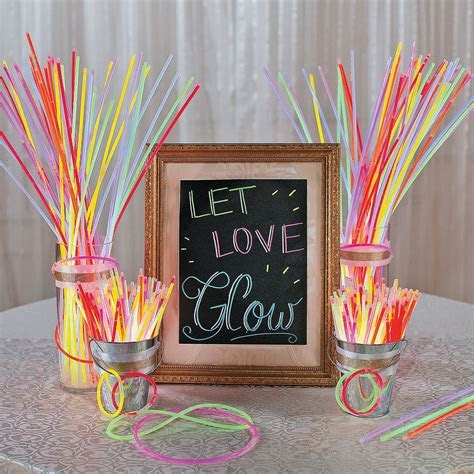 Let Love Glow Wedding Idea Searching for DIY wedding ideas