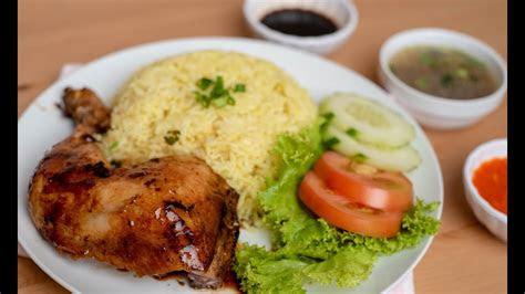 masak nasi ayam legend  menjadi rujukan
