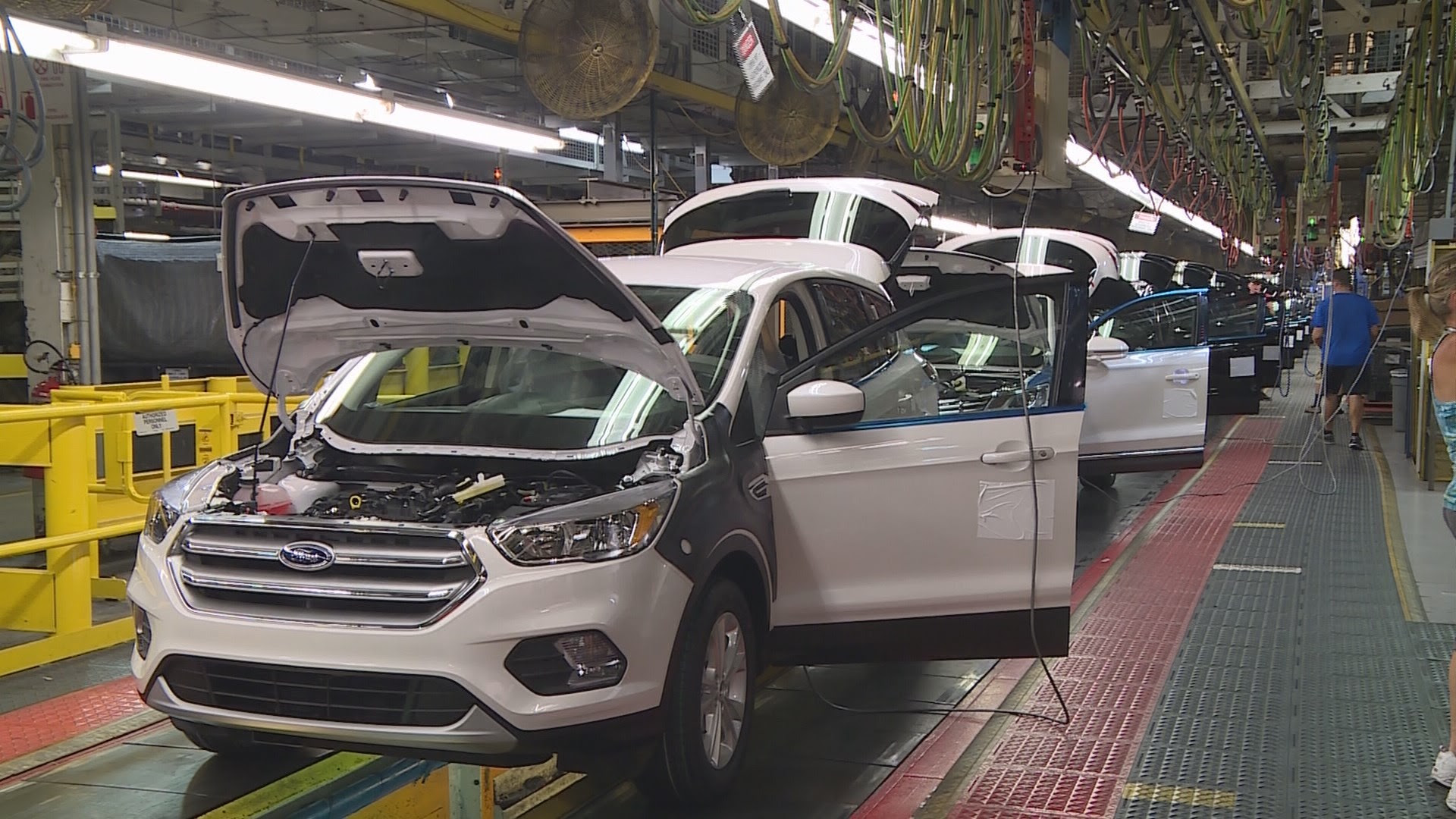 Ford Motor Company offers local teens summer jobs | WHAS11.com