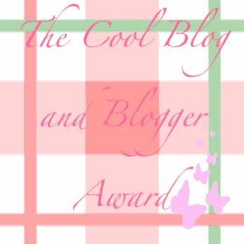 cool blog award