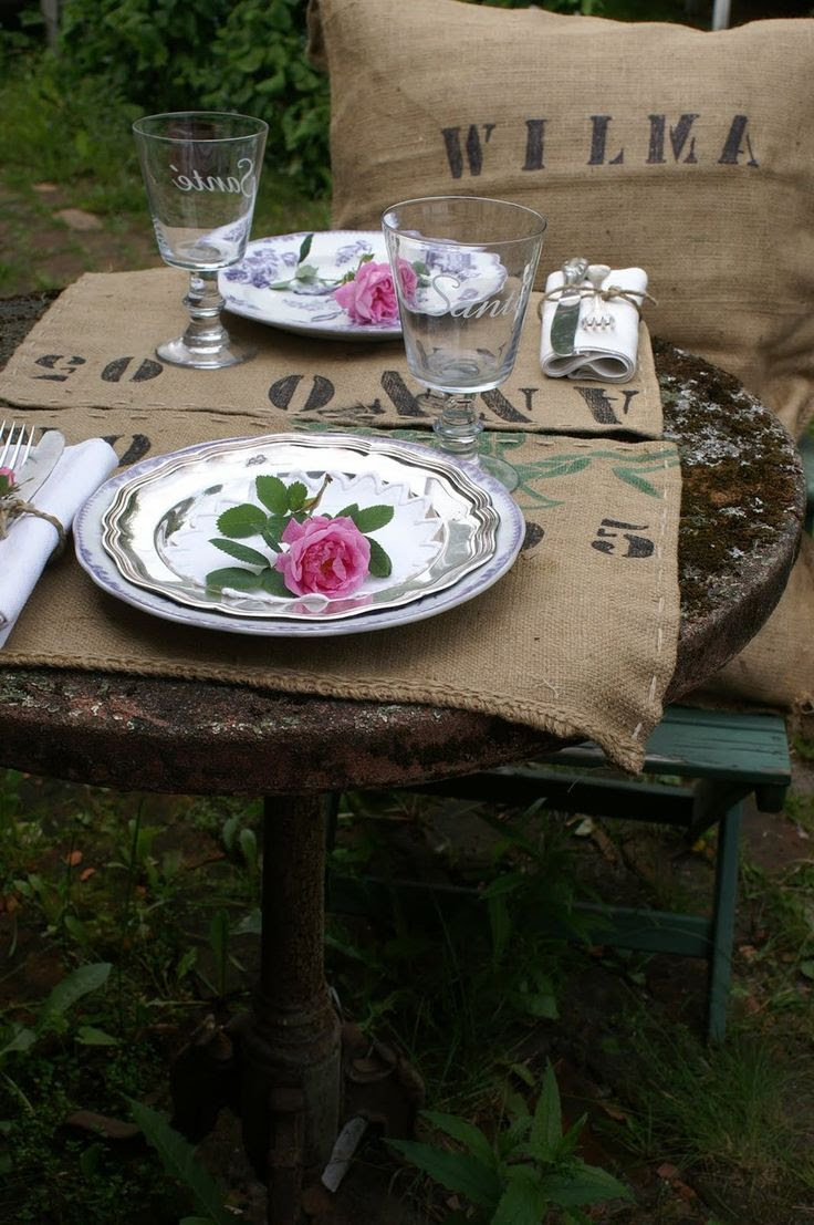 20 Ideas To Set A Romantic Table Pretty Designs