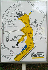 Istana Main Gate Map