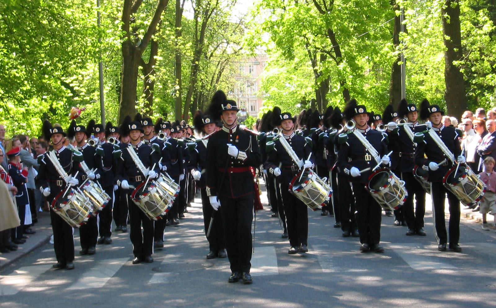 The Royal Norwegian Guard (Hans Majestet Kongens Garde)
