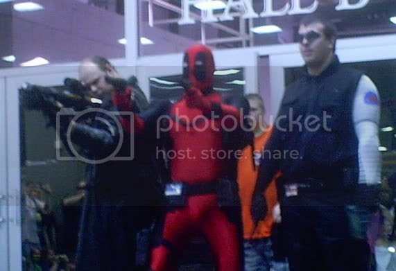 deadpool! (and punisher and bucky)