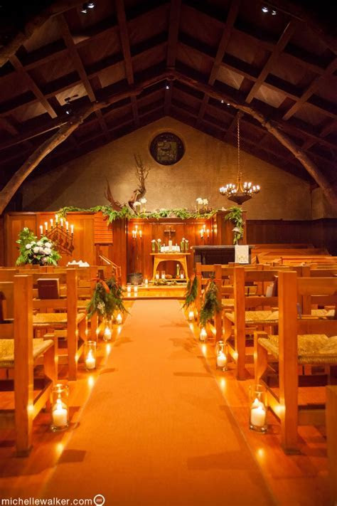 This was an intimate ceremony, with close family and